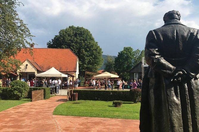 Kumrovec: Croatian Ethno Village & Josip Broz Tito's Birthplace
