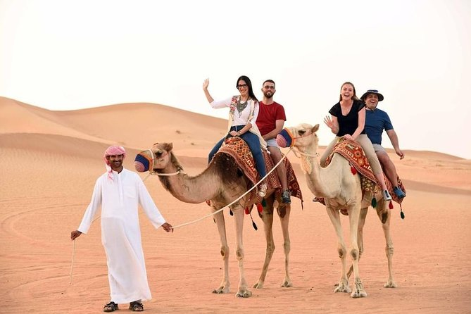 Half-Day Desert Adventure Tour in Dubai with Quad Biking