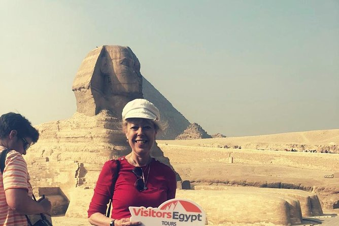 Private Full Day Tour at The Pyramids & Sphinx photo 2