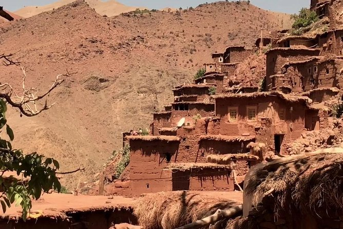 Day trip to 3 valleys and Atlas Mountains from Marrakech