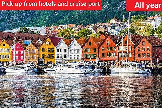 Bergen City Sightseeing - Grand Tour by Private Car - 8 Top Rated Attractions