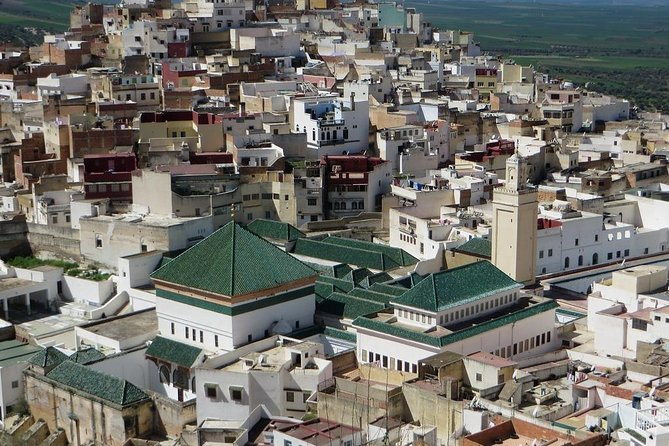 Meknes, Moulay Idriss and Volubilis: 1 day excursion from Casablanca