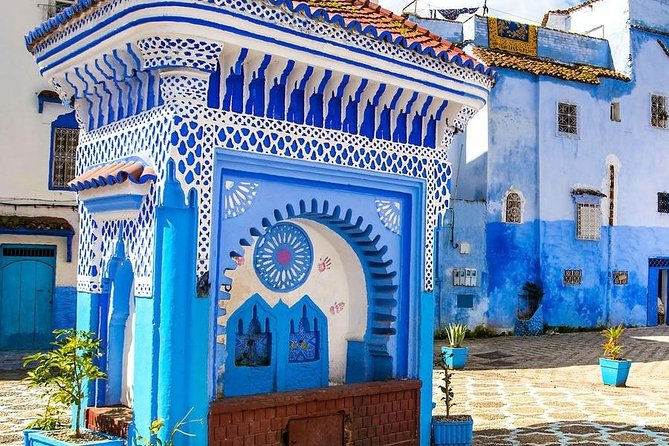 Chefchaouen: 1 day excursion from Casablanca
