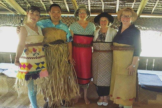 Ancient Tonga Cultur Tour & Tongan Food Tasting