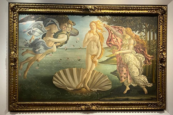 VIP PRIORITY ACCESS: Uffizi Gallery