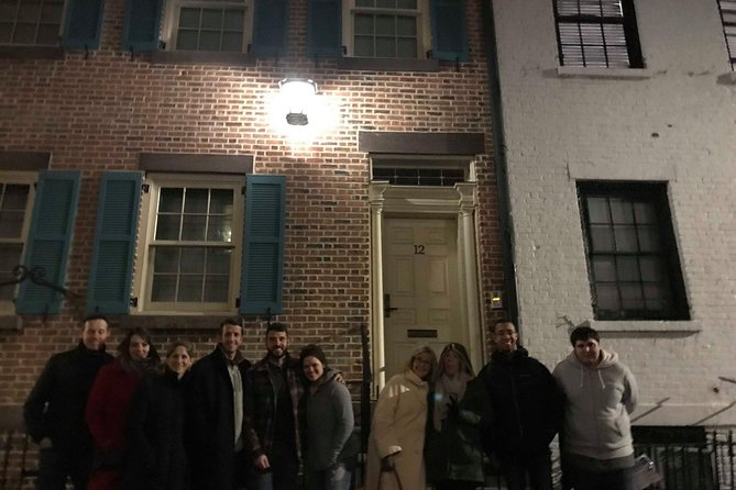 New York City Ghost Tour of Greenwich Village