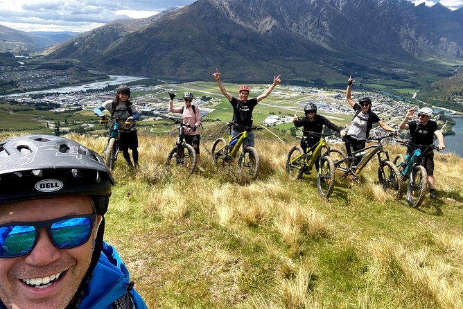Guided eBike Tour 'Ride to the Sky'