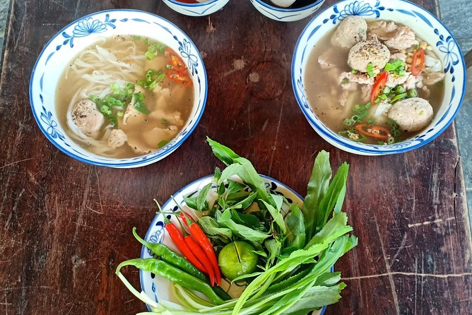 "Cooking Class: Vietnamese Traditional Noodles - "" Phở"""