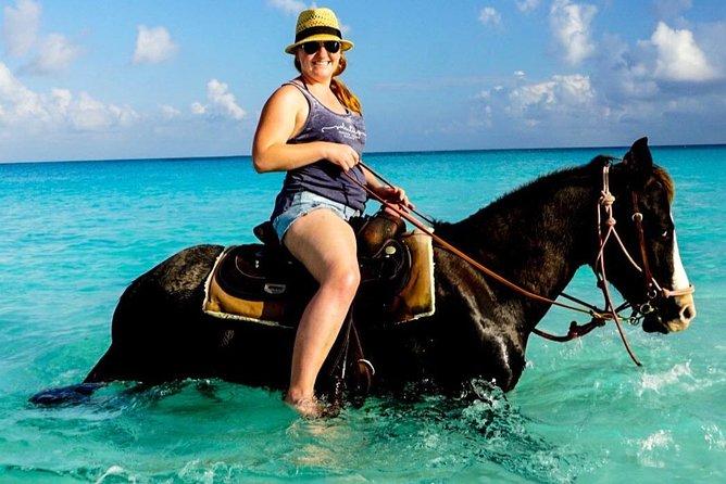 Beach Horseback Riding & Dunn's River Falls