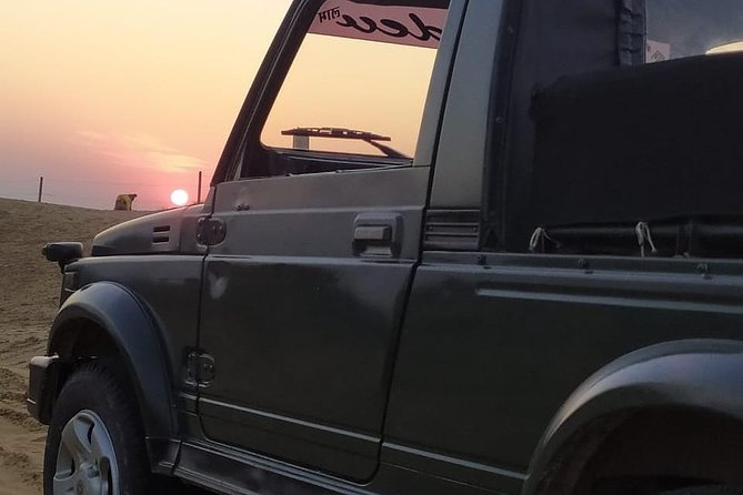 Camel Safari & Jeep Safari Tour Osian Jodhpur