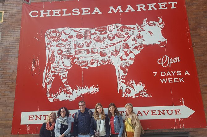 Private Meatpacking District, Chelsea Market, and The Highline Walking Tour