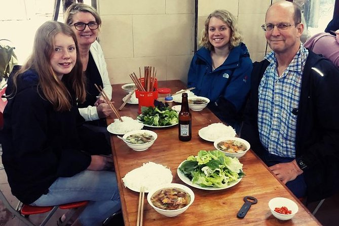 Private tour - Hanoi Street food walking tour - 3 hours
