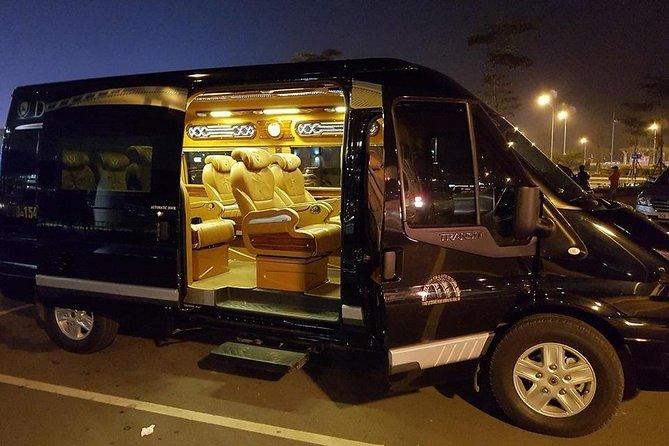 Dcar Limousine Pick Up Da Nang Airport - Da Nang Private Car - Best Prices