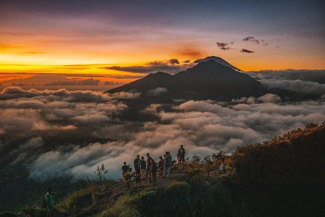 Full-Day Tour to Exploring Mount Batur Sunrise Trekking
