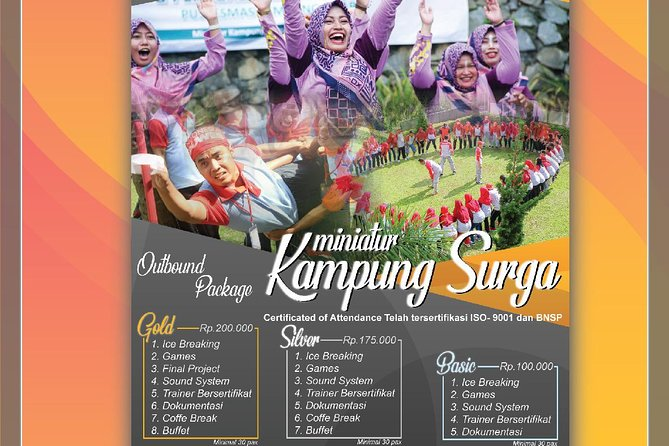 Outbound & Capacity Building