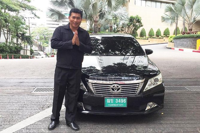 Private Car Transfer (From Hotel to Airport in Bangkok)