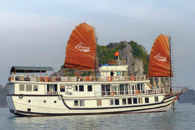 Renea Cruise- Boutique Overnight Cruise in Bai Tu Long Bay ( 2D1N Tour)