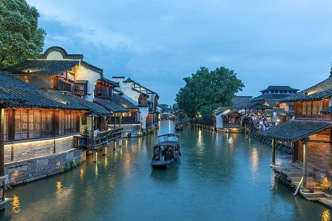 3-Day Amazing Xi'an and Shanghai Private Tour with Airfares Option