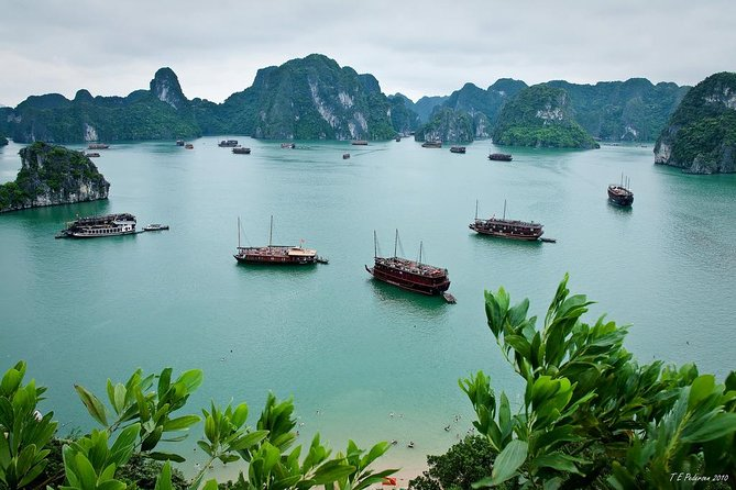 Halong bay view