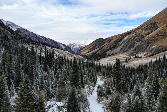 Undiscovered Zhetysu from desert to snow peaks of Tien Shan