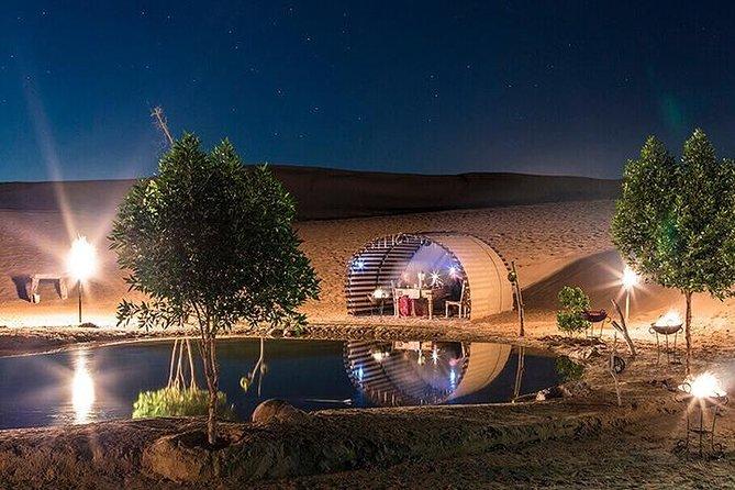 Luxury Desert Safari
