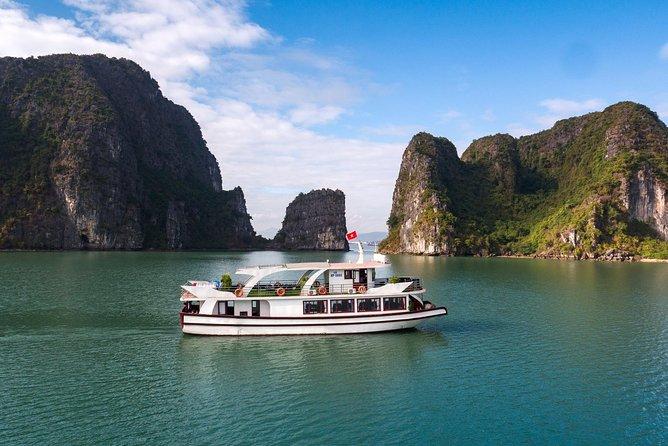 Luxury Cruise Lan Ha Bay With Express Limousine Transfer