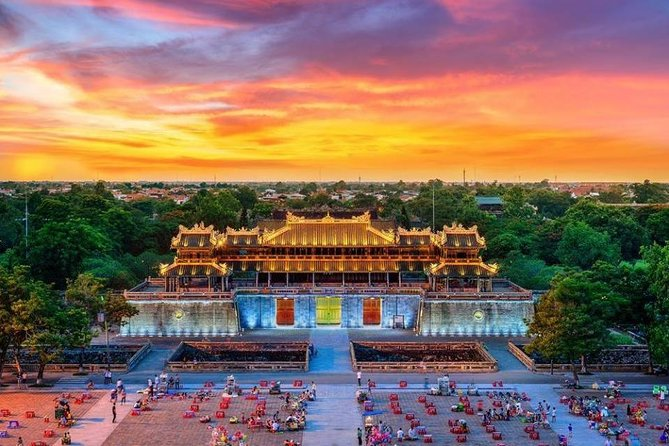 From Da Nang: Discover Hue Ancient Town Private Trip