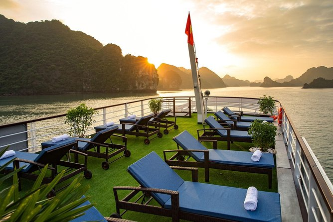 Cat Ba Island- Lan Ha Bay One Day Trip- Serenity Luxury Cruise photo 26
