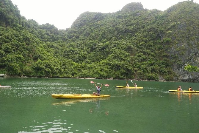 Cat Ba Island- Lan Ha Bay One Day Trip- Serenity Luxury Cruise photo 23