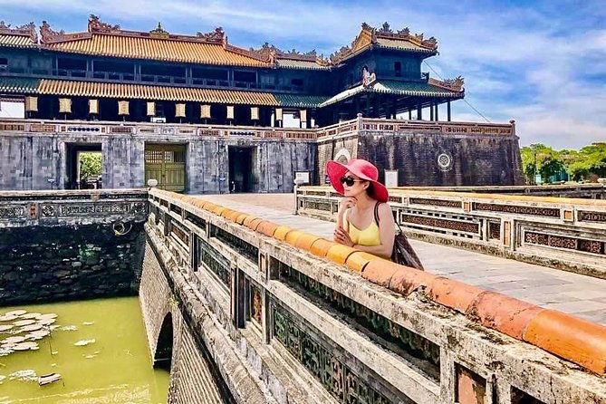 Da Nang: Discover Ancient Hue City Private Trip