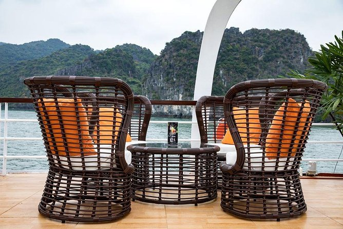Cat Ba Island- Lan Ha Bay One Day Trip- Serenity Luxury Cruise photo 25
