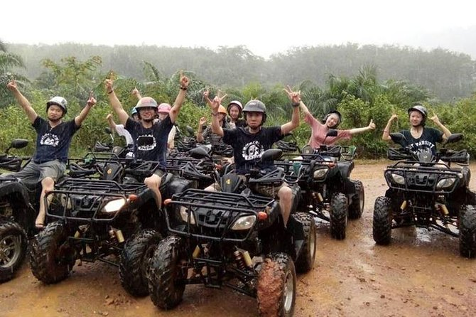 2 Hour ATV Adventure Krabi