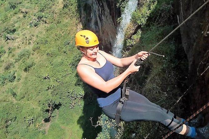 2 Days Abseiling and Rock Climbing