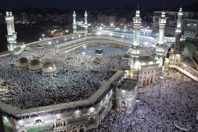 Makkah Holy Places / Ziyarat ( Half Day)