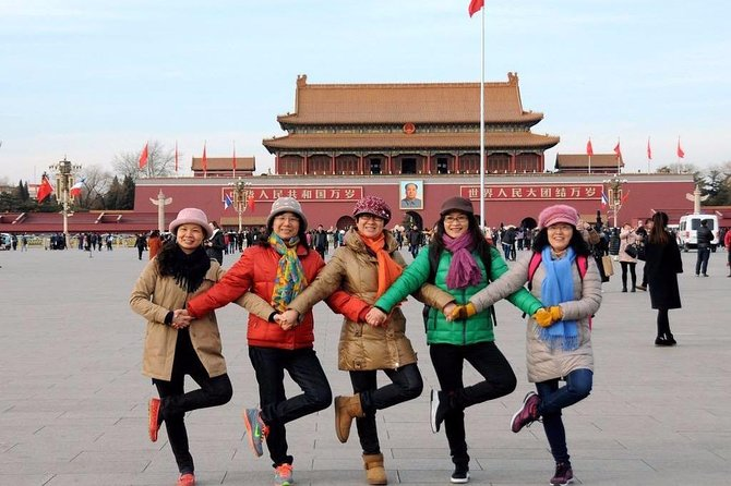 All Inclusive 2-Day Private Tour of Beijing City Highlights from Qingdao by Air