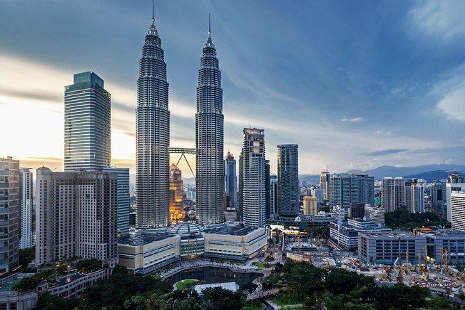 Kuala Lumpur Transit Tour from KLIA Airport