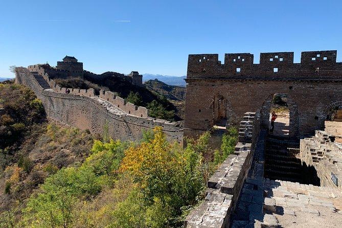 Beijing Full-day Tour: Mutianyu Great Wall, Drum Show and Hutong Tour