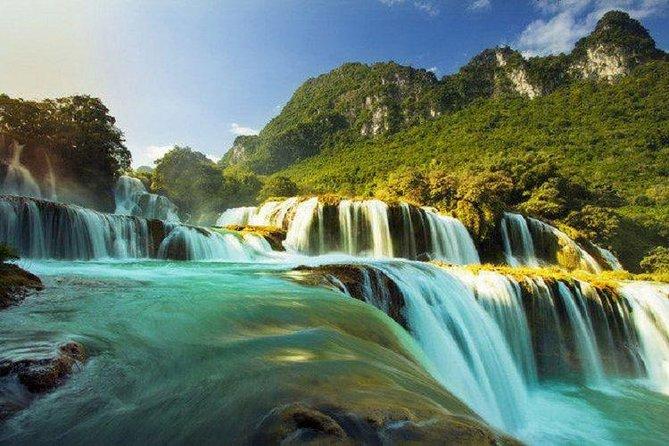Ba Be Lake - Ban Gioc Waterfall 3 Days 2 Nights (Fri to Sun only)