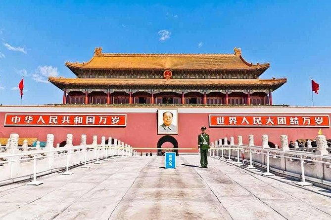 All Inclusive 3-Day Private Tour of Xi'an and Beijing from Nanjing with Hotel