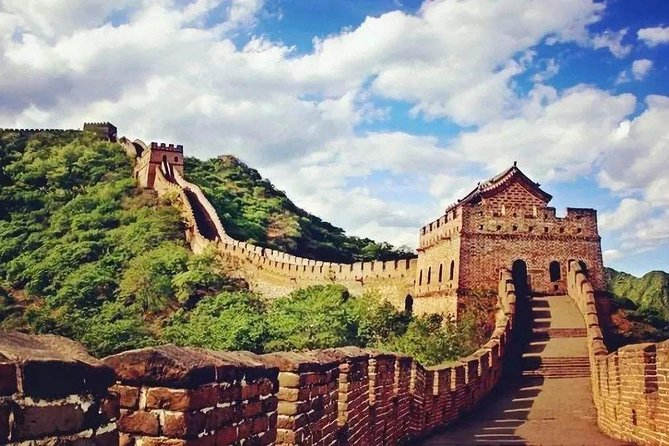 All Inclusive 3-Day Private Tour of Xi'an and Beijing from Qingdao with Hotel