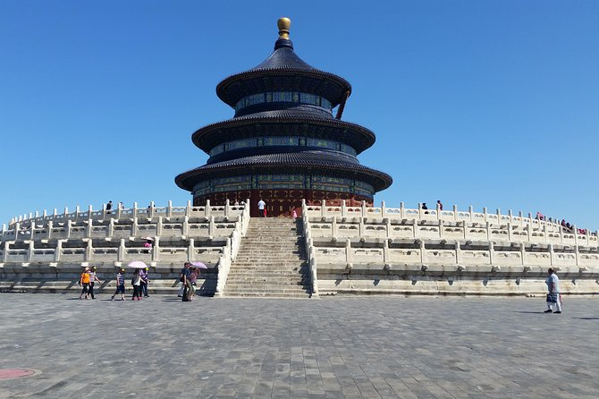 Beijing Private Day Tour of Ming Tombs, Temple of Heaven and Wangfujing Street