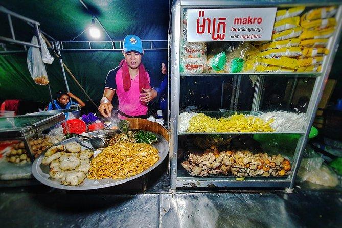 Explore Evening Local Culture Food Tour (100% Locals Tasting)