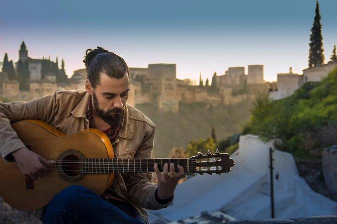 Follow the beat. Meet flamenco in Granada