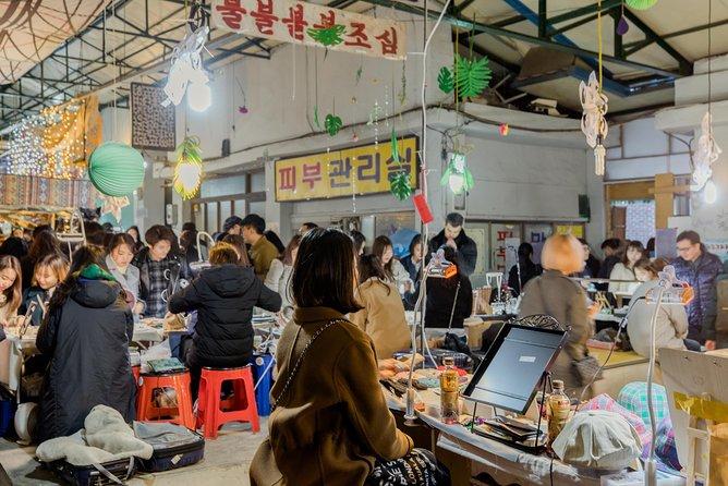 Seoul Night Food Tour (Yeonnam & Hongdae)