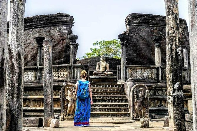Day Trip to Polonnaruwa from Colombo