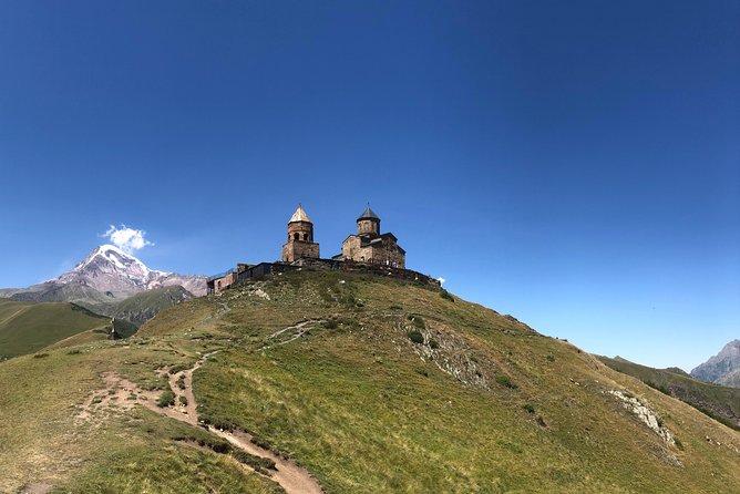 Day Trip to Kazbegi from Tbilisi via Georgian Military Road