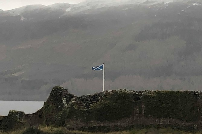 Loch Ness and Urquhart Castle Private Tour from Edinburgh