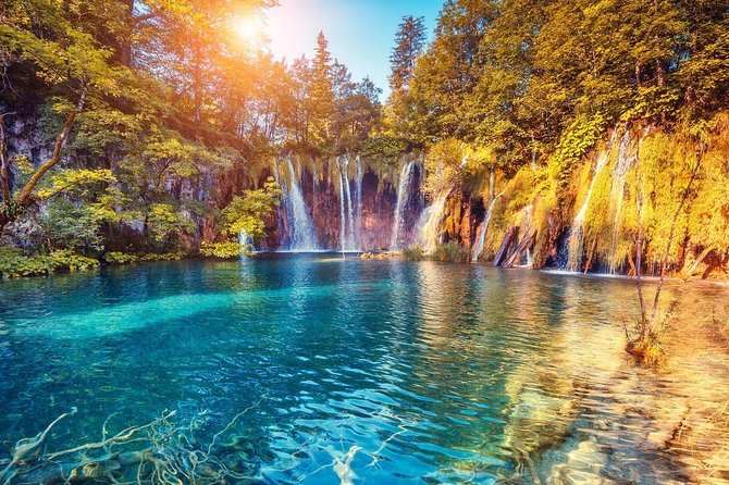 Small Group Transfer from Zagreb to Split with guide at Plitvice Lakes