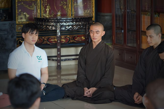 Zen Experience - Explore religious diversity in Saigon photo 3
