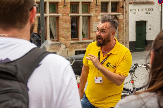 Private History Tour of Bruges - Customize Your Authentic Experience